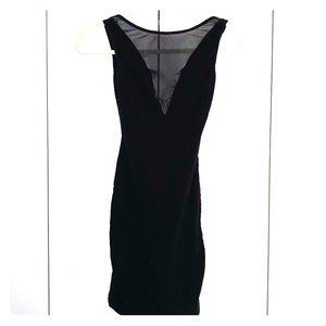 American Apparel Black Party Dress